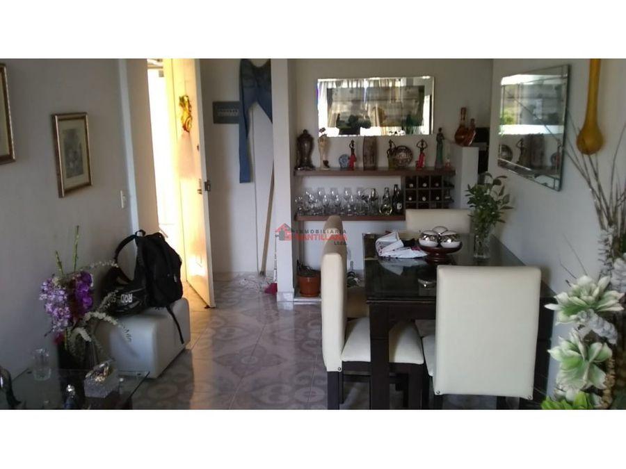 apartamento para la venta en calasanz parte alta