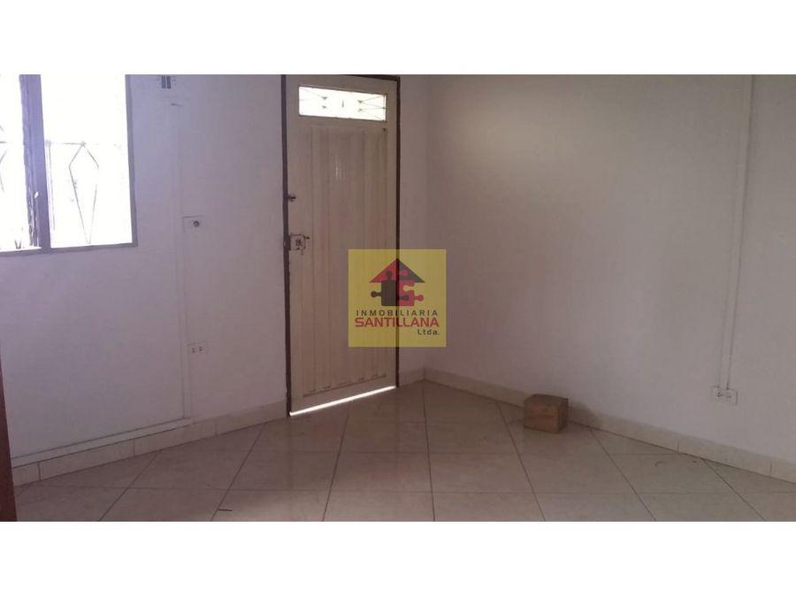 san javier el socorro venta casa 2do y 3er piso