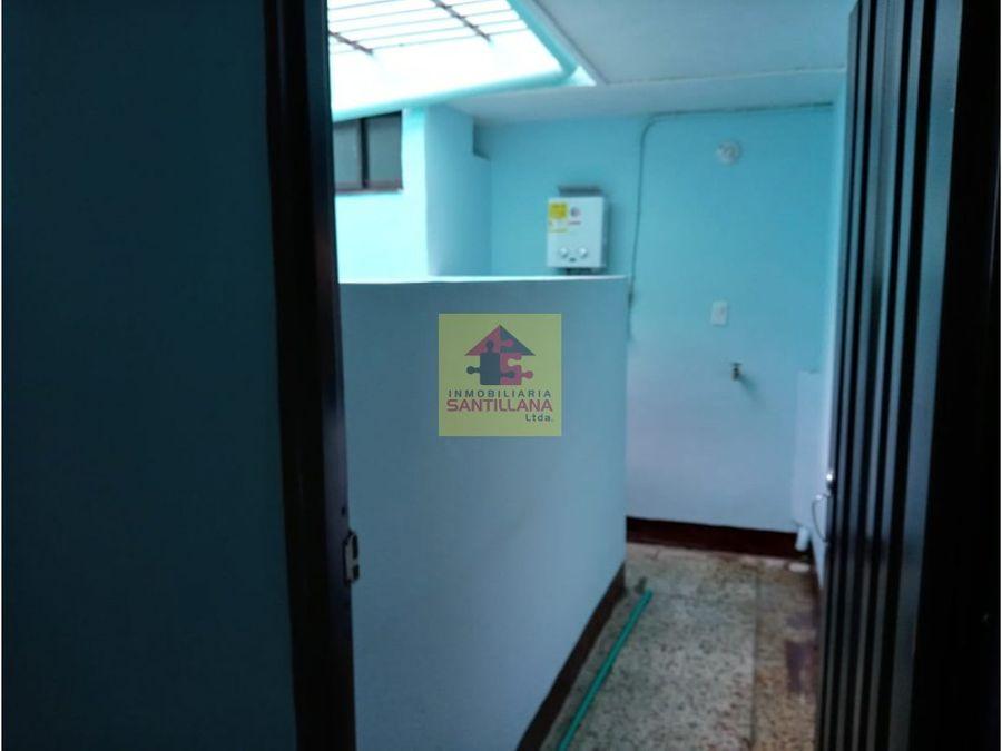 venta casa 2do piso aranjuez