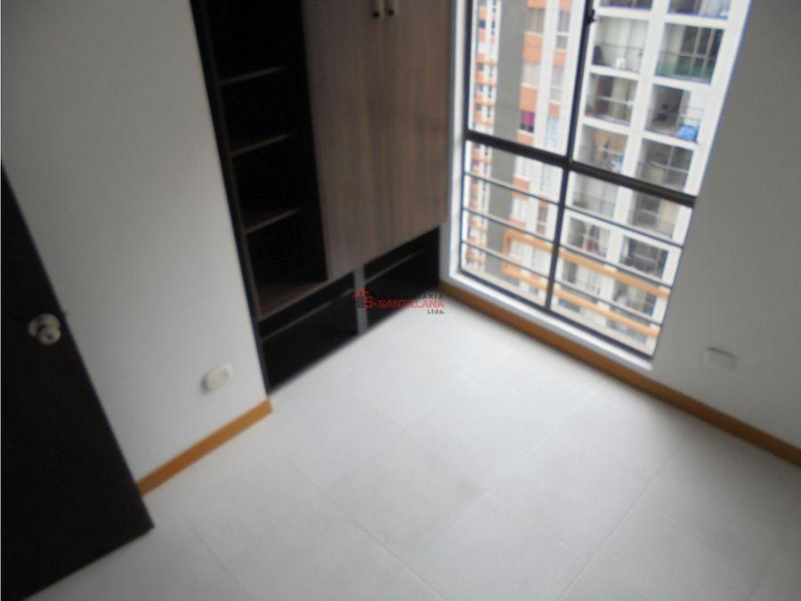 arriendo apartamento en rodeo alto piso 13