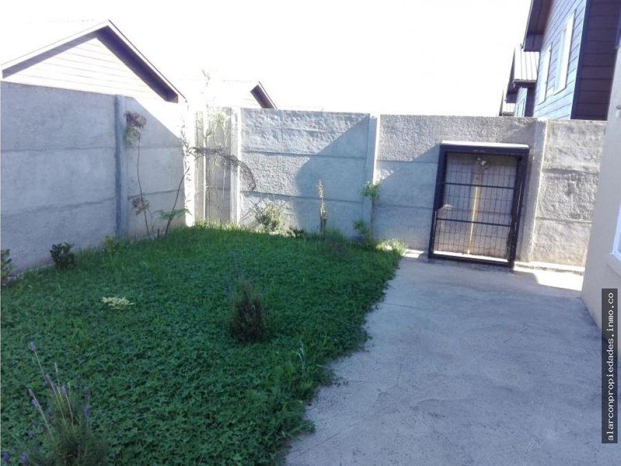 casa villa lomas de maquehue