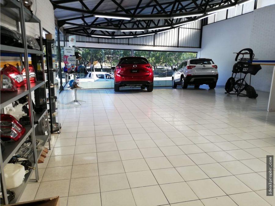 venta lote con showroom bfatima tarija