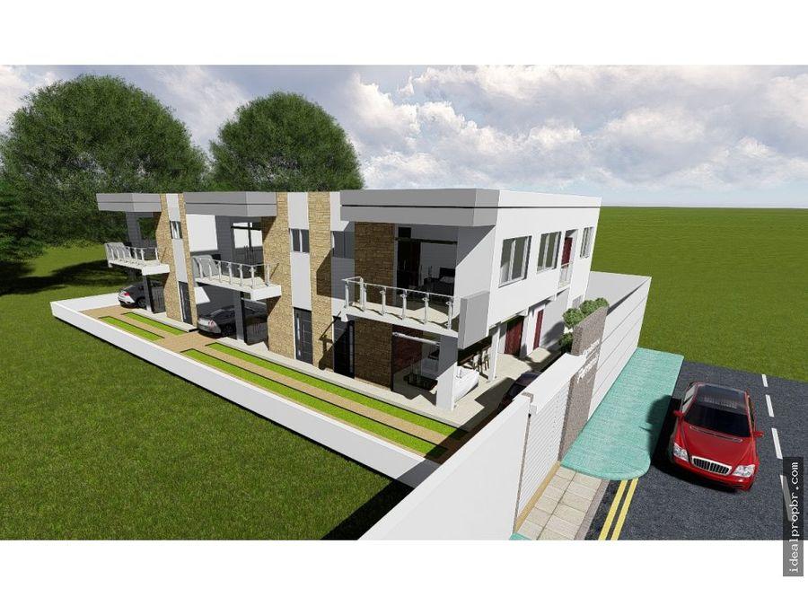 casa en pre venta condominio barrio petrolero