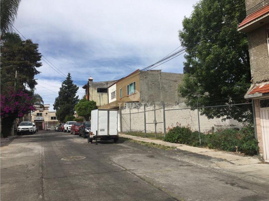 2 terrenos juntos en calle fuente de san francisco
