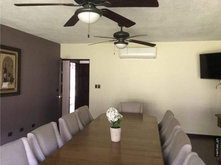 elegante casa para oficina z13 ave hincapie