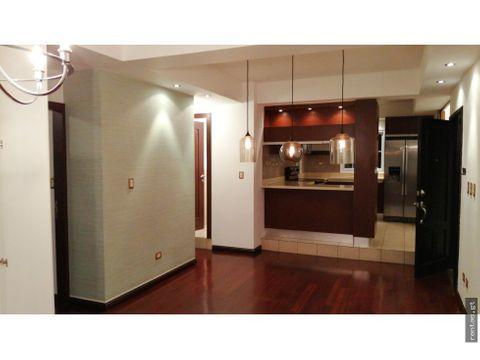 zona 16 apartamento en renta q4500