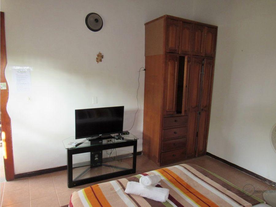 venta finca hotel montenegro quindio