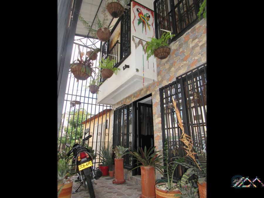 se vende casa sector estadio san jose armenia