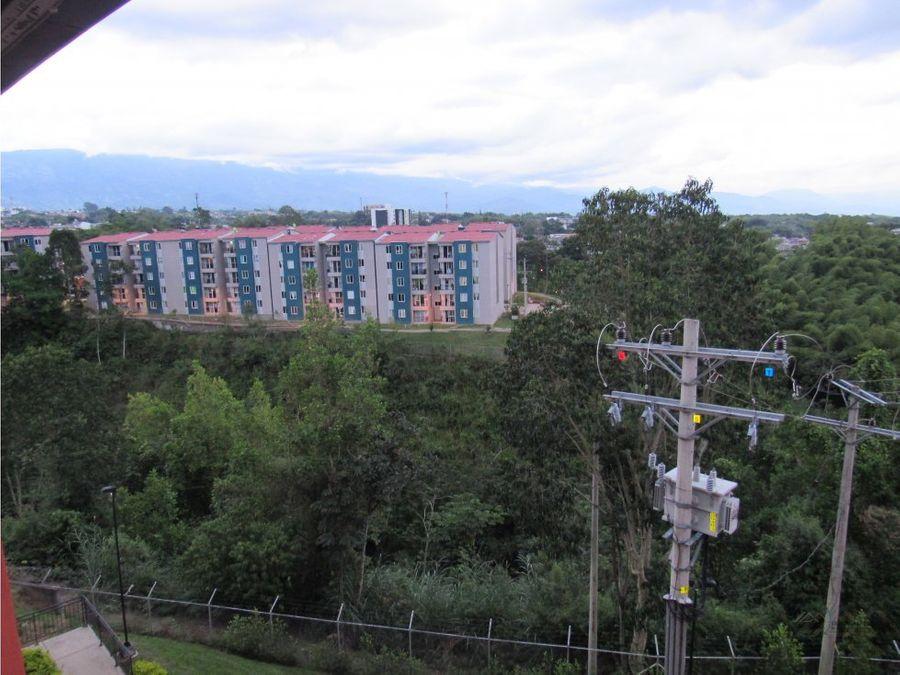 alquiler apartamento amoblado al occidente armenia