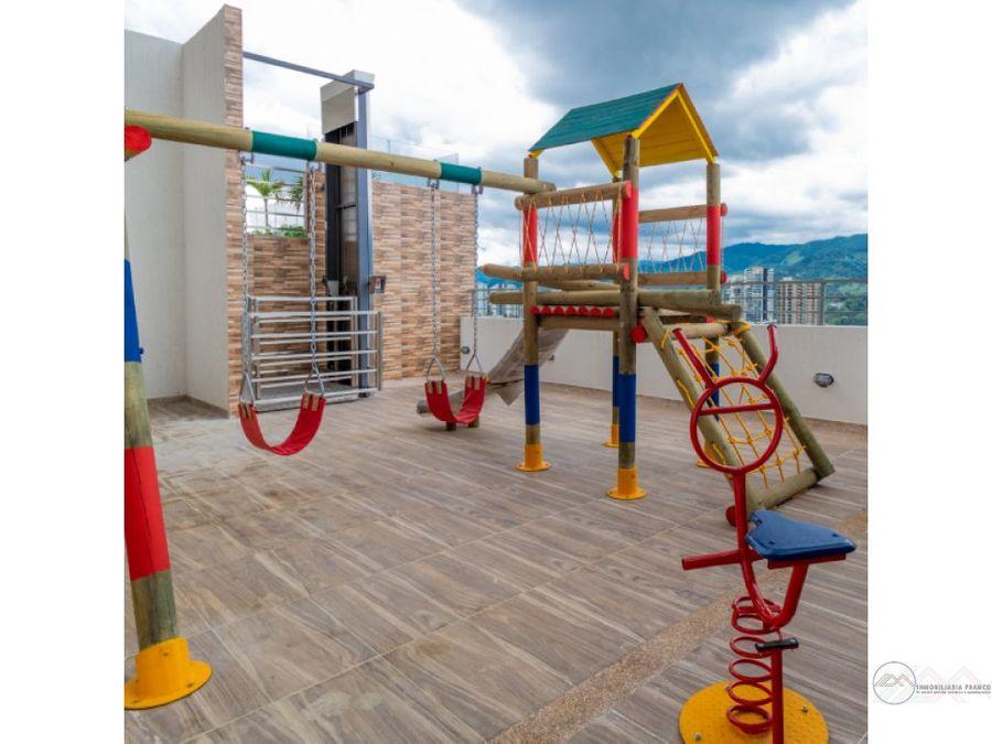 venta apartamento sector parque fundadores al norte de armenia