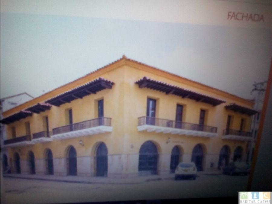 local en venta centro historico cartagena