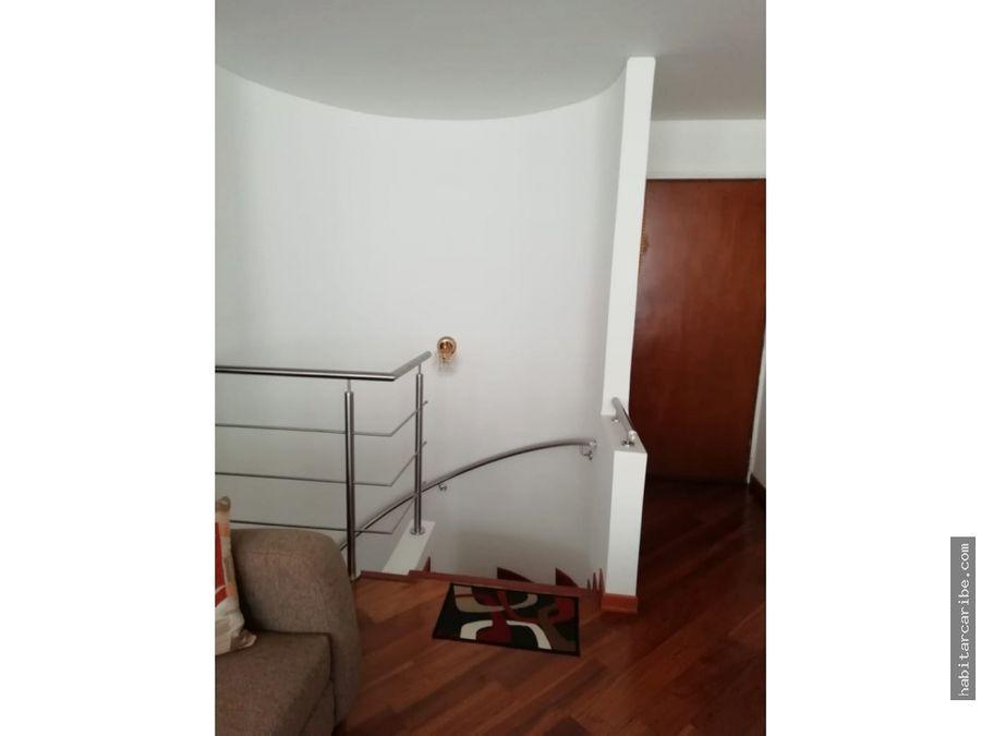 apartamento en venta en quinta camacho