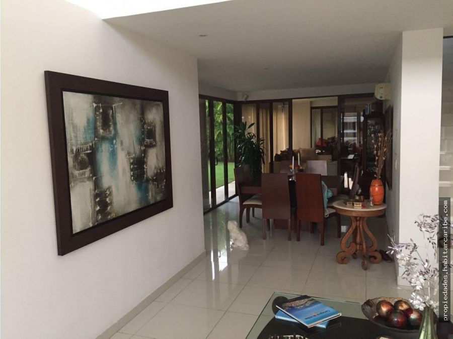casa en venta en barcelona de indias
