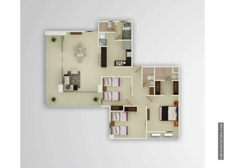 proyecto apartamentos en venta en manga