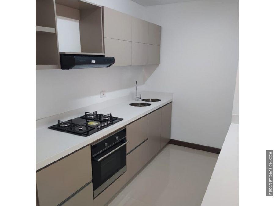 apartamento en venta en cali reserva del rio
