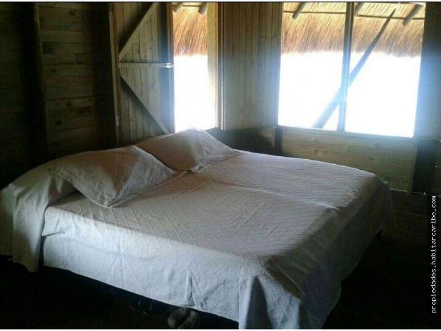 cabana en baru en venta