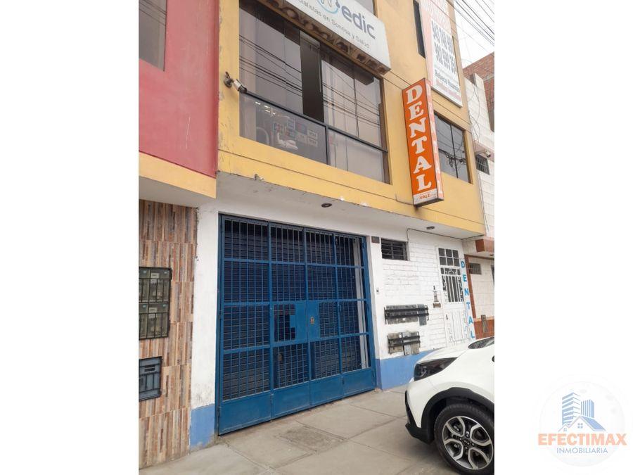 vendo local comercial urbanizacion coviti distrito de smp lima peru