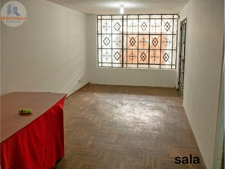 venta de departamento 1er piso de 93m2 distrito los olivos