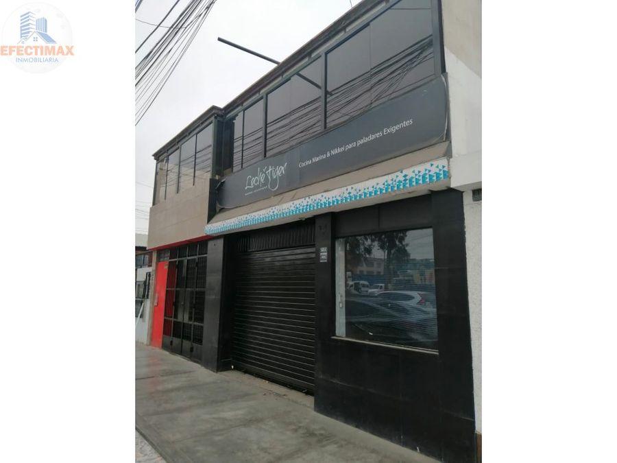 alquilo local comercial distrito cercado de lima lima