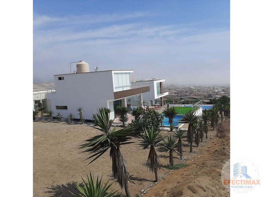 venta de terreno en exclusivo condominio ecologico en punta negra