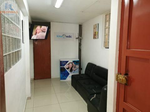 venta local para consultorio dental en av12 de octubre2440 smp