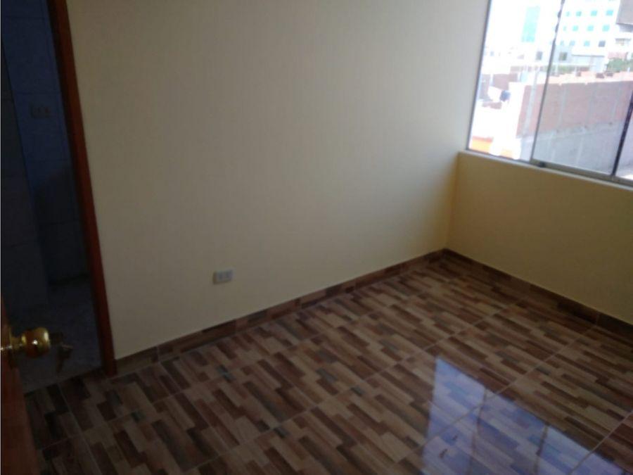 alquiler de departamento carabayllo condominio menorca