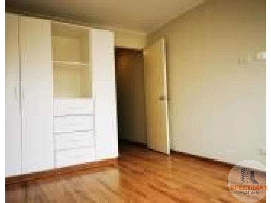 venta de departamento en san miguel triplex de 1 dormitorio