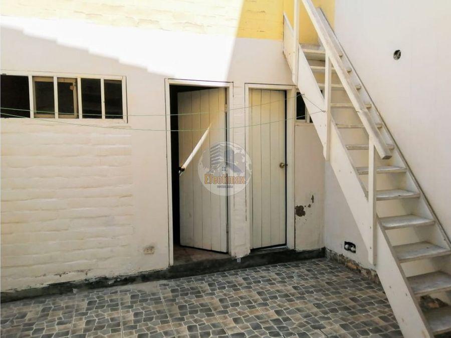 se vende casa en el remanso distrito la molina