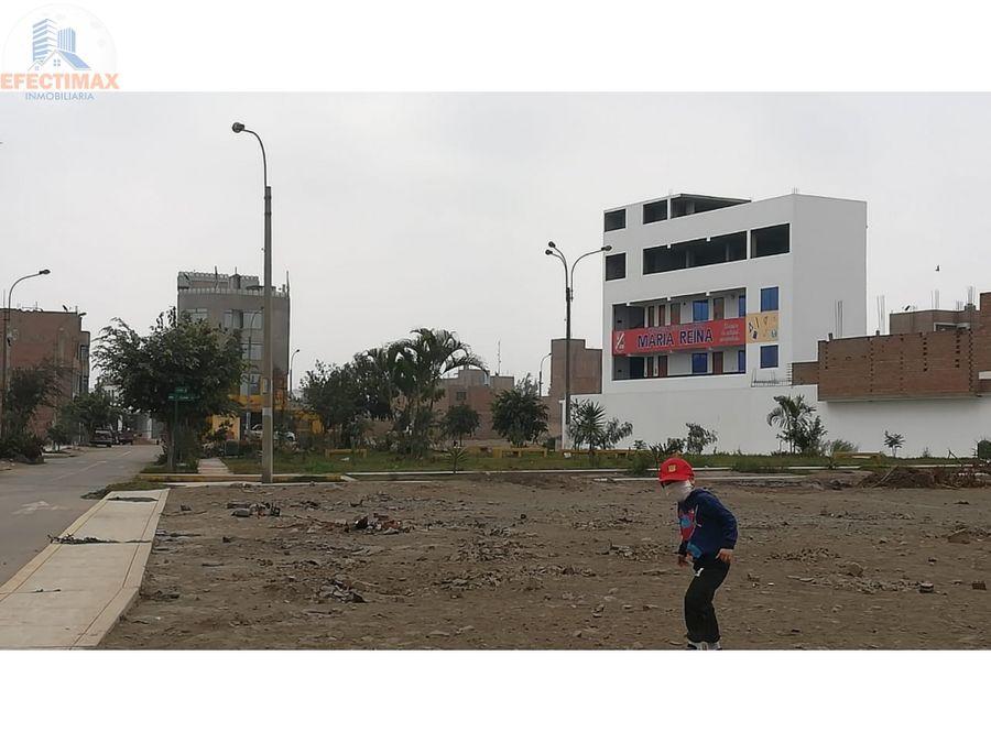 venta de terreno en distrito carabayllo urbanizacion los sauces