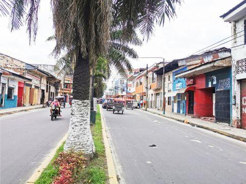 local comercial en av grau ciudad de iquitos peru
