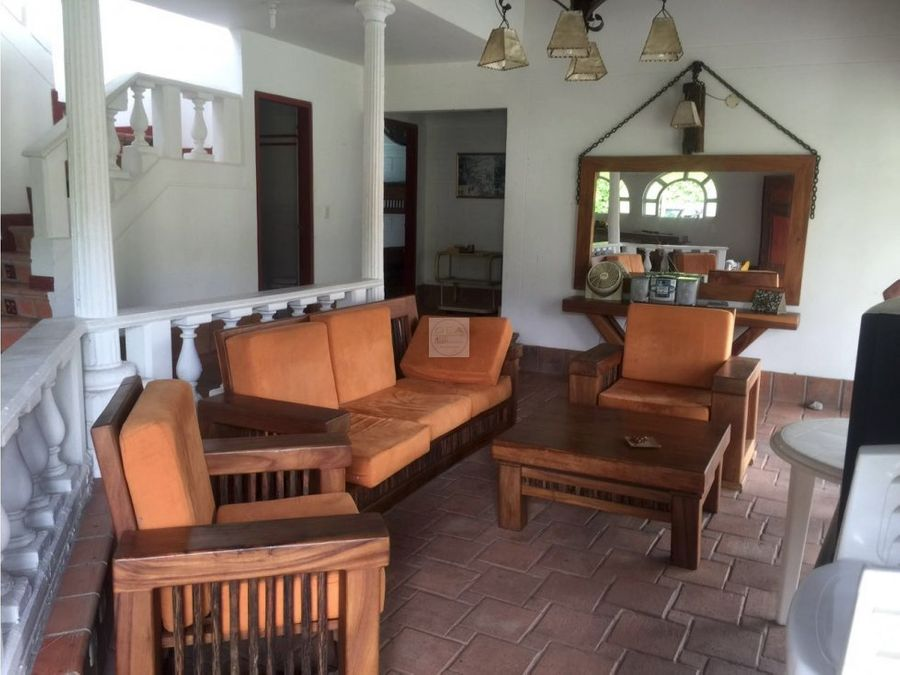 venta cabana la pintada antioquia 1500 mts 430 millones