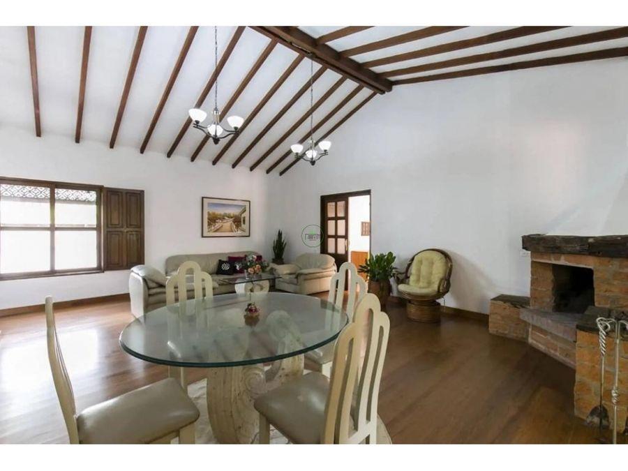 venta casa campestre el retiro antioquia 5300 m2 1700 millones c