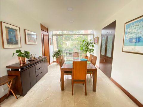 venta apartamento medellin el poblado 246 m2 1150 millones