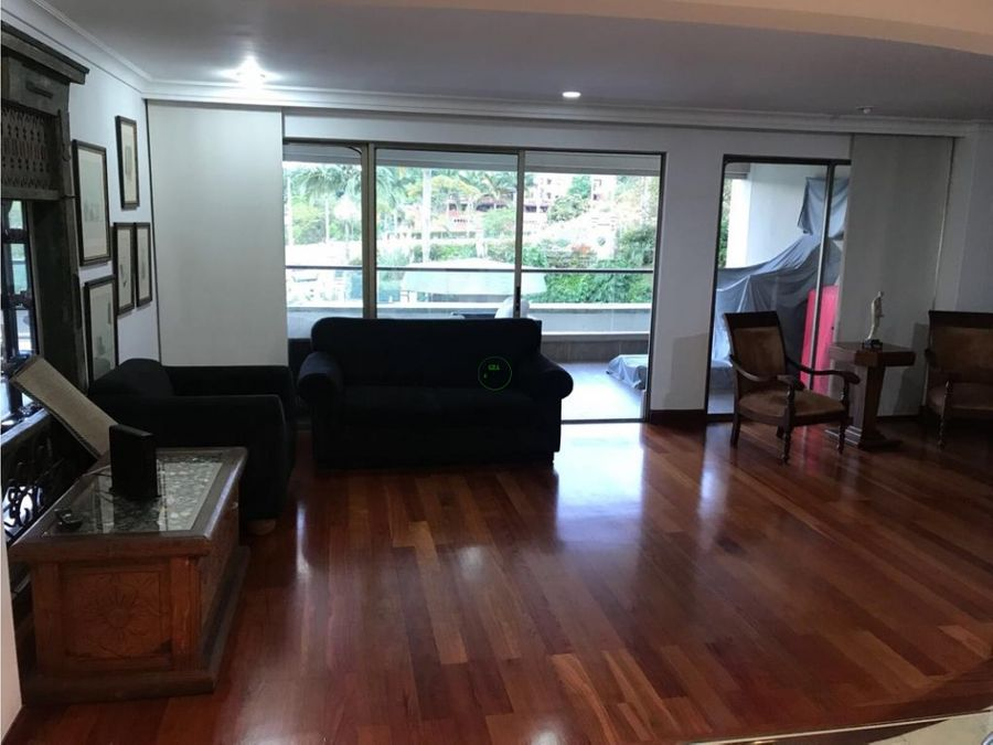 venta apartamento el poblado medellin 300 mts 1250 millones