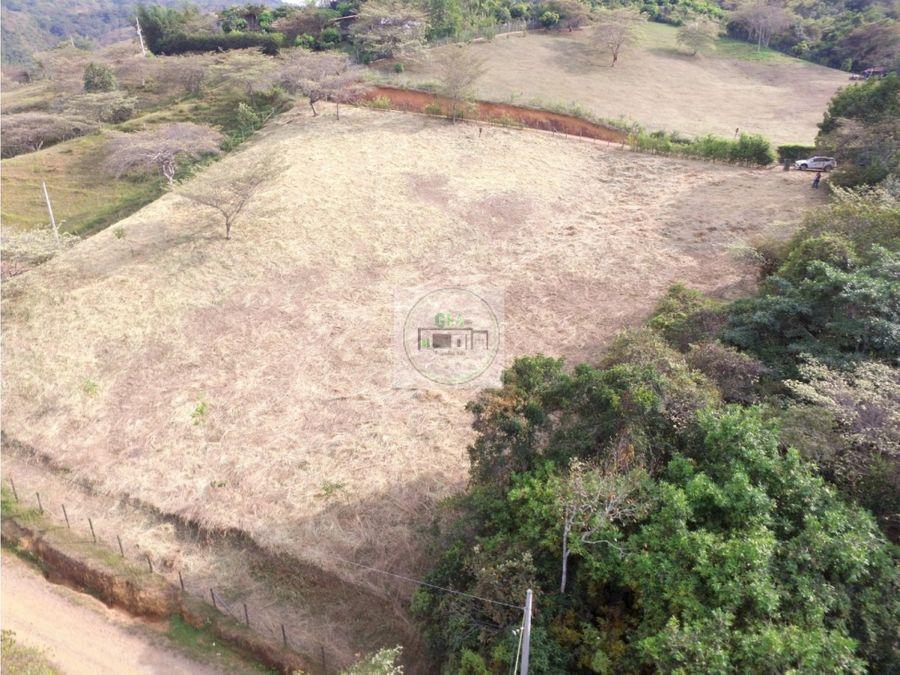 venta lote san jeronimovereda loma hermosa 6250 m2 300 millones