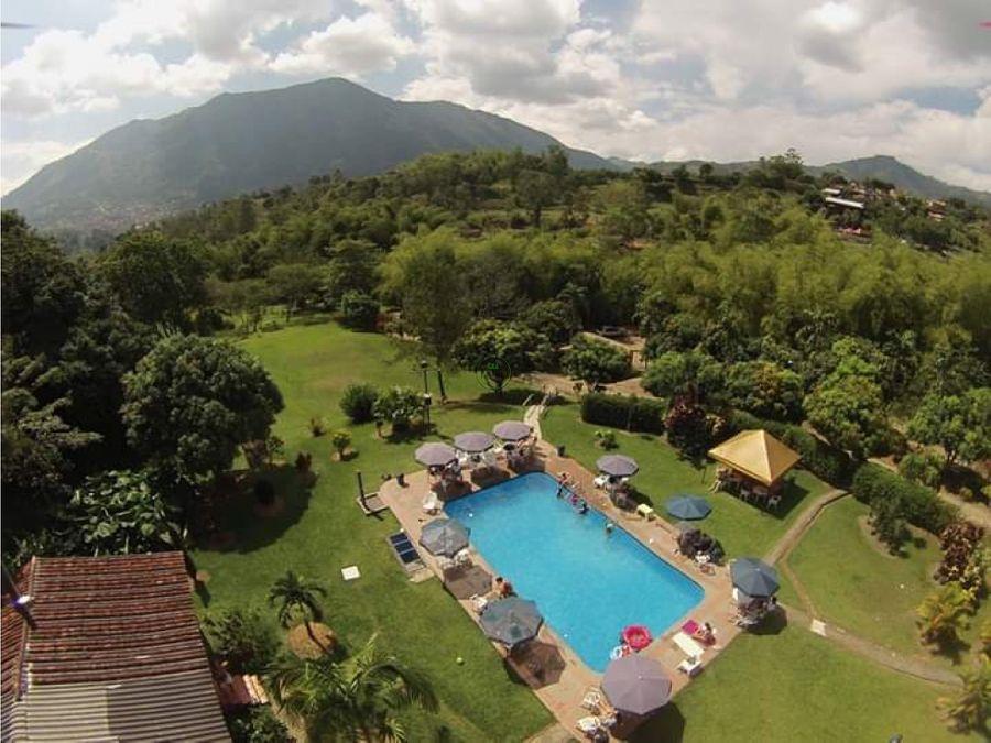 venta o permuta hotel amaga antioquia 32000 m2 3200 millones