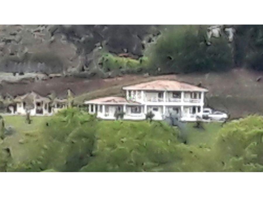 venta finca guarne antioquia 7500 m2 950 millones