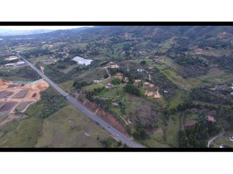 venta lote rionegro antioquia 11272 m2 2029 millones