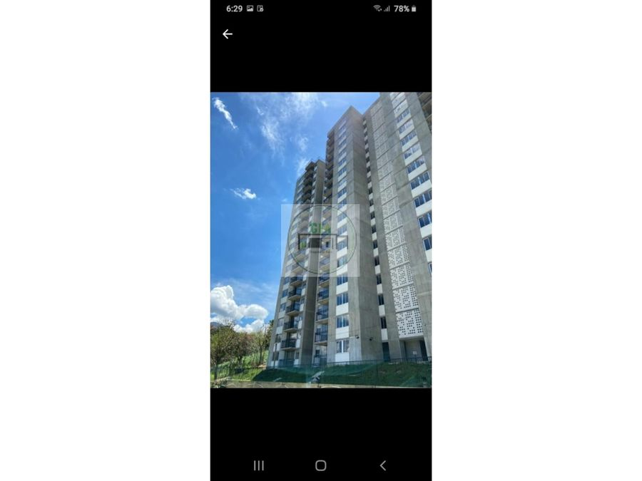 venta apartamento copacabana 62 m2 138 millones