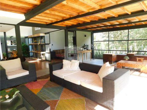 venta casa el escobero 3028 m2 de lote 400 m2 de casa 1850 mllones