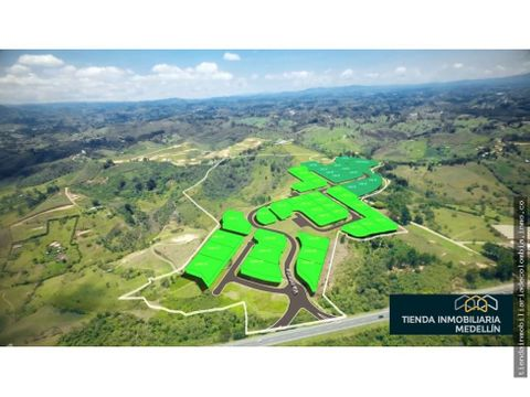 arriendo lote 2345 mts bodegas elite guarne