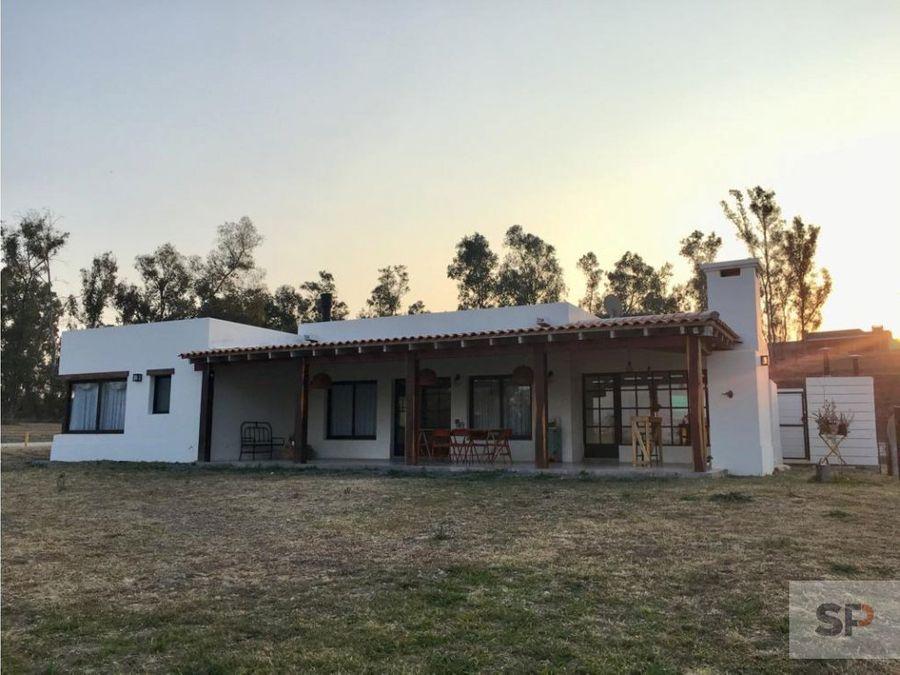 casa en praderas