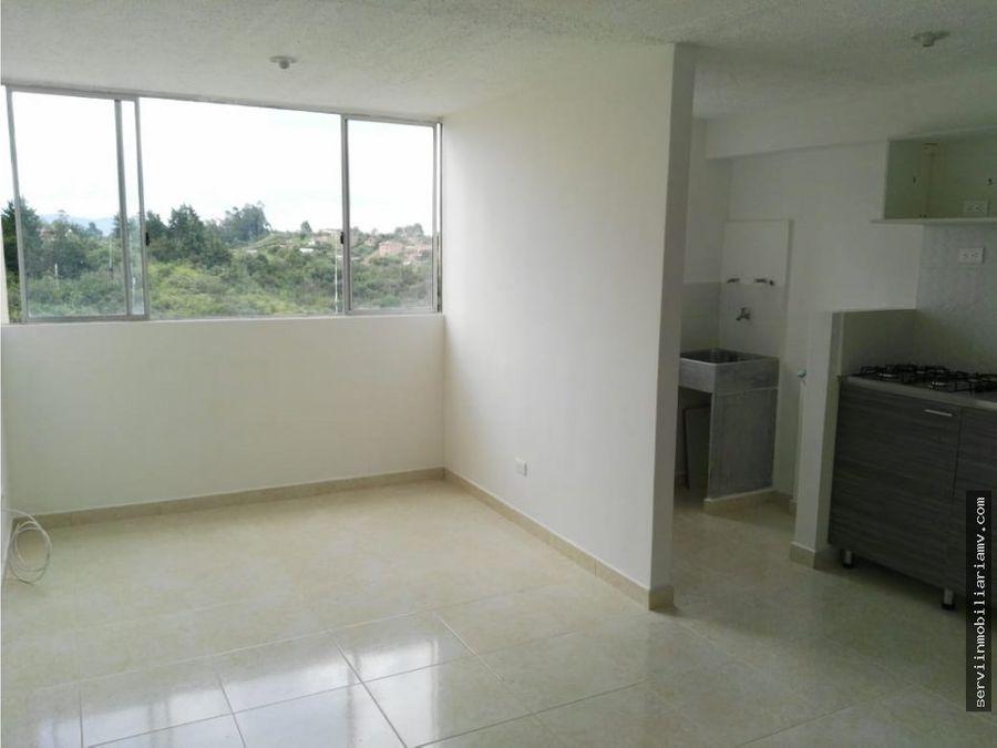 vendo apartamento rionegro 45m2 125
