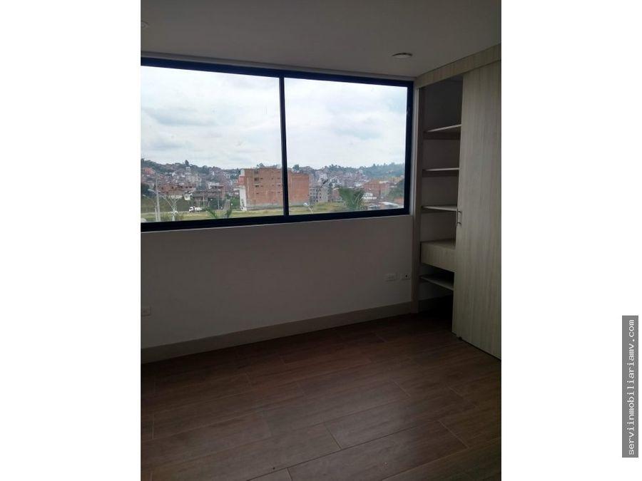 vendo apartamento marinilla con parqueadero 285