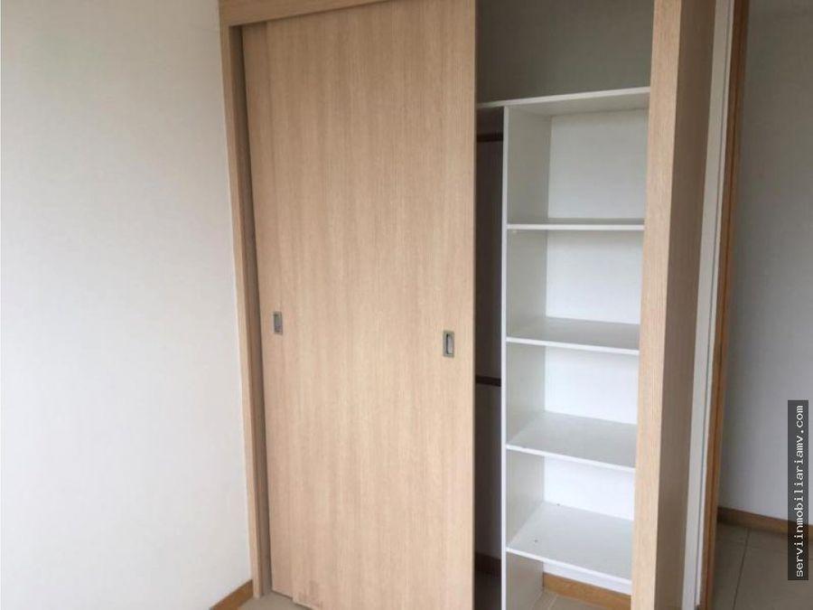 vendo apartamento en rionegro unidad cerrada completa 215