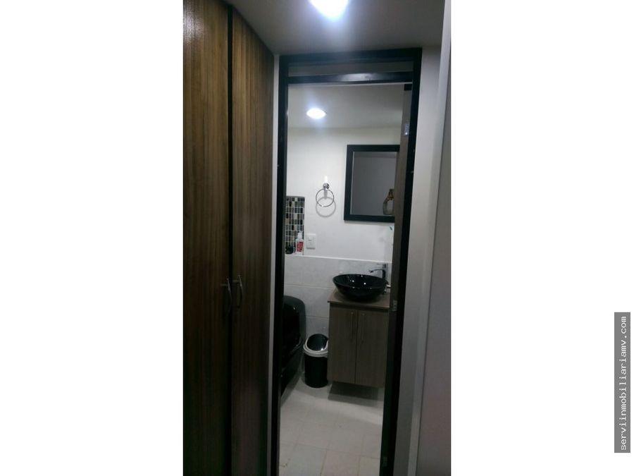 vendo apartamento con parqueadero rionegro 220