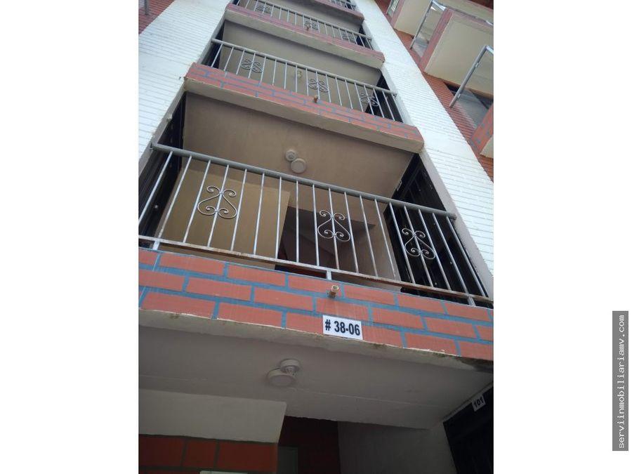 vendo apartamento en santuario ant 133