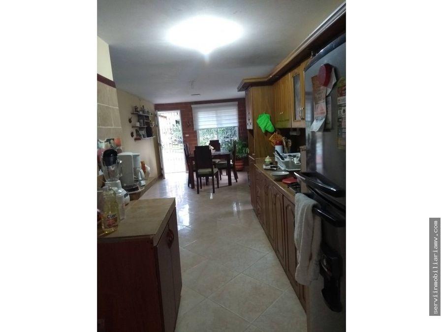 vendo hermosa casa unifamiliar en rionegro 330