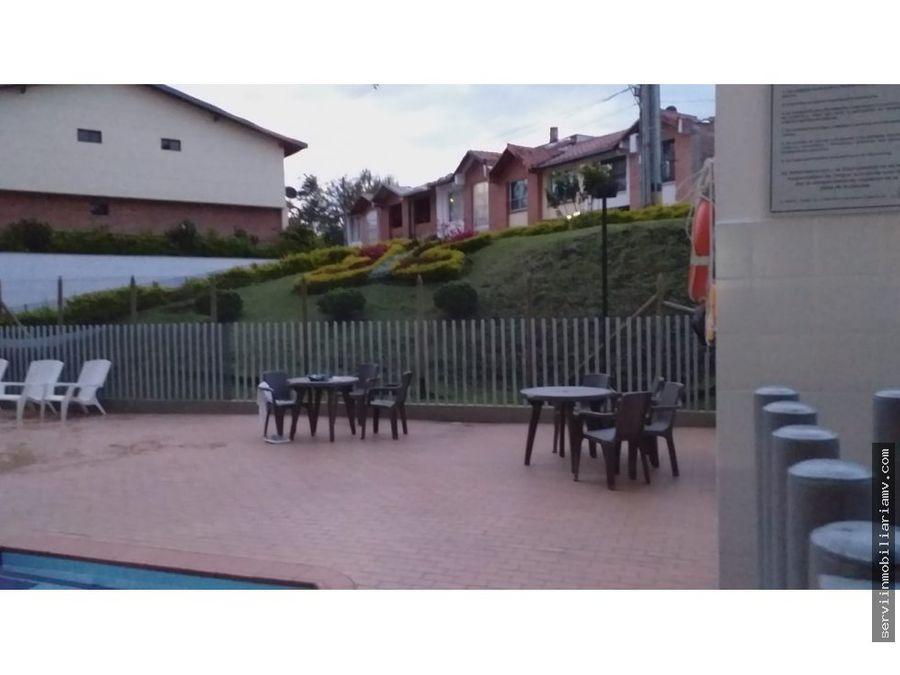 vendo apartamento rionegro parqueadero 175