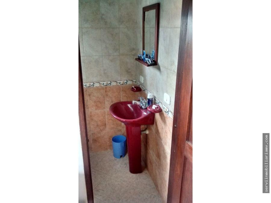 vendo casa unifamiliar la ceja 178m2 2 locales y parqueadero 600